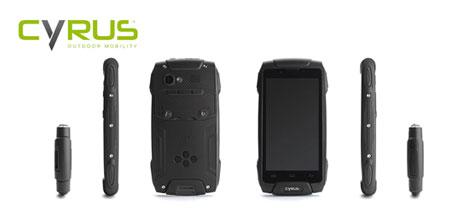 Cyrus: Outdoodr Handys & Smartphones
