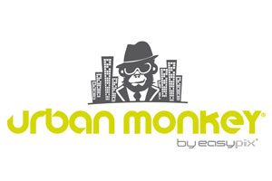 Logo - Urban Monkeys