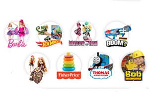 Produkt - Mattel